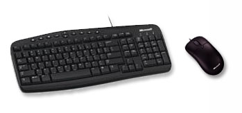Microsoft Keyboard + Mouse Wired Desktop